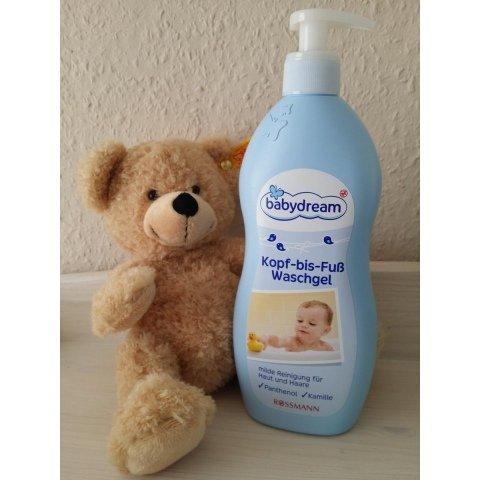 Kopf-bis-Fuß Waschgel von Babydream