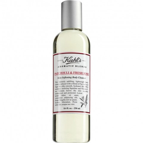 Aromatic Blends - Patchouli & Fresh Rose - Skin-Softening Body Cleanser von Kiehl's