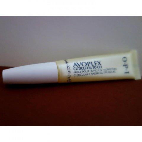 Avoplex Cuticle Oil to go von O·P·I