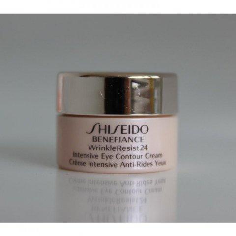 Benefiance - WrinkleResist24 - Intensive Eye Contour Cream von Shiseido