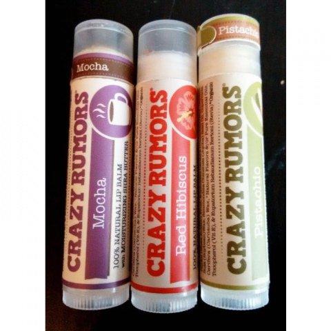 100% Natural Lip Balm von Crazy Rumors
