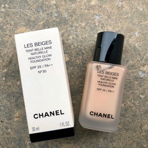 Les Beiges - Healthy Glow Foundation SPF 25 von Chanel
