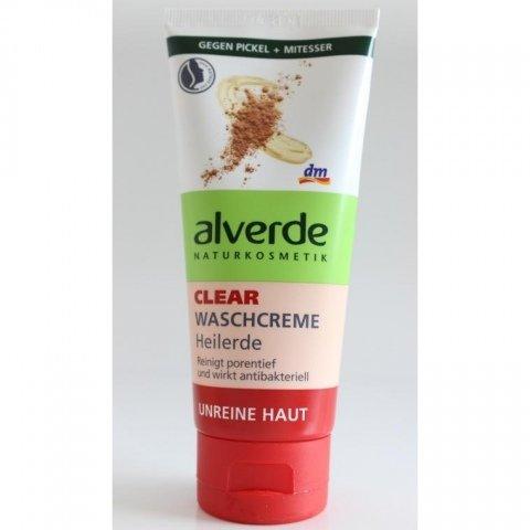 Clear - Waschcreme Heilerde von alverde