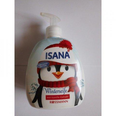 Winterseife mit Vanille-Extrakt von Isana