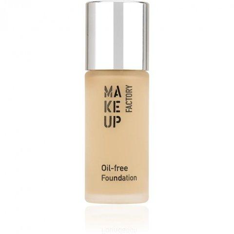Oil-free Foundation von Make up Factory