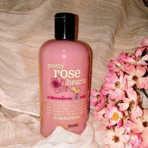 Pretty Rose Hearts - Duschcreme von treaclemoon