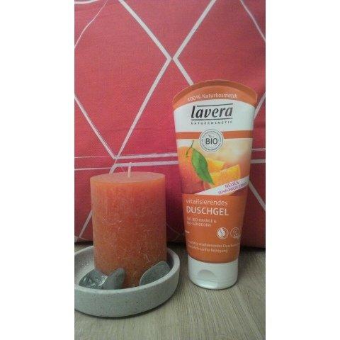 Orange Feeling Duschgel von Lavera