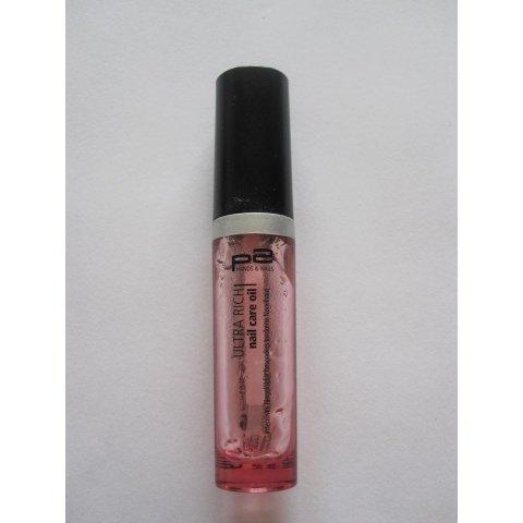Ultra Rich Nail Care Oil von p2 Cosmetics