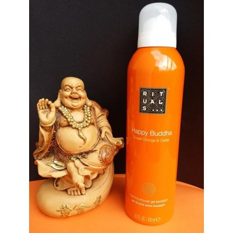 The Ritual of Laughing Buddha - Happy Buddha - Shower Foam von Rituals