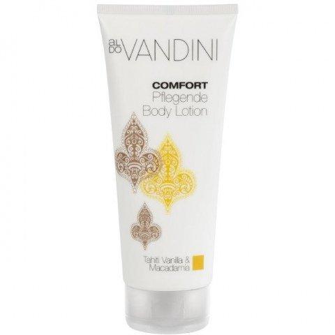 Comfort - Pflegende Body Lotion - Tahiti Vanilla & Macadamia von Vandini