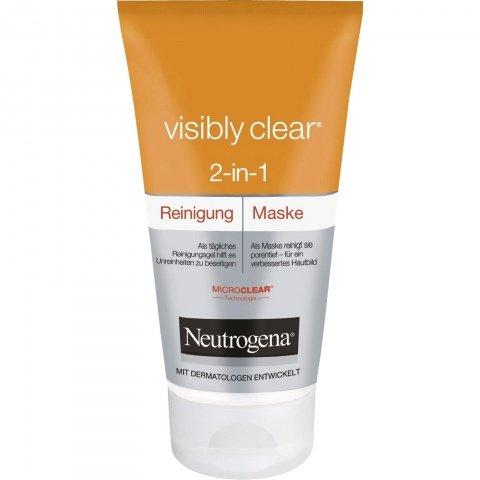 Visibly Clear - 2-in-1 Reinigung & Maske von Neutrogena
