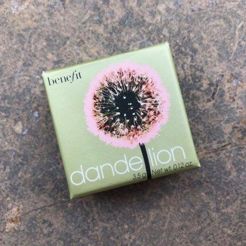 Dandelion von Benefit