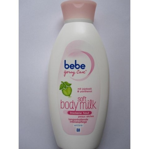 Young Care - Soft Body Milk von Bebe