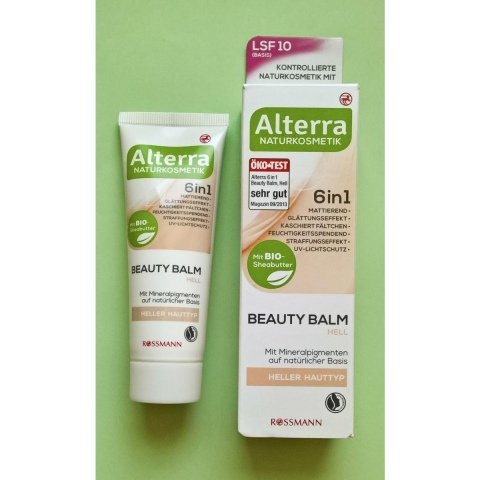6in1 Beauty Balm von Alterra