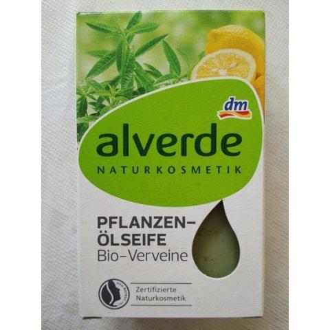 Pflanzenölseife Bio-Verveine von alverde