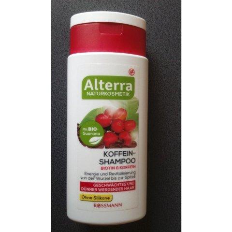 Koffein-Shampoo Biotin & Koffein von Alterra