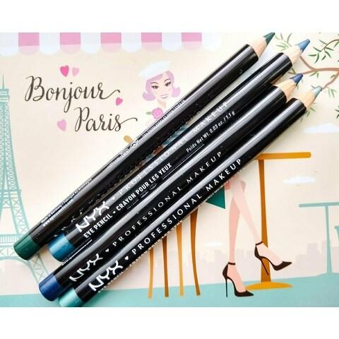 Slim Eye Pencil / Eye and Eyebrow Pencil von NYX