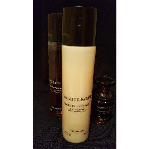 Secrets d'Essences - Vanille Noire Perfumed Lotion von Yves Rocher