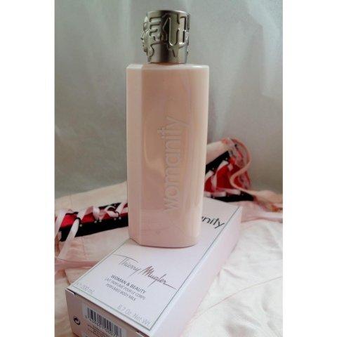 Womanity - Woman & Beauty Perfumed Body Milk von Thierry Mugler