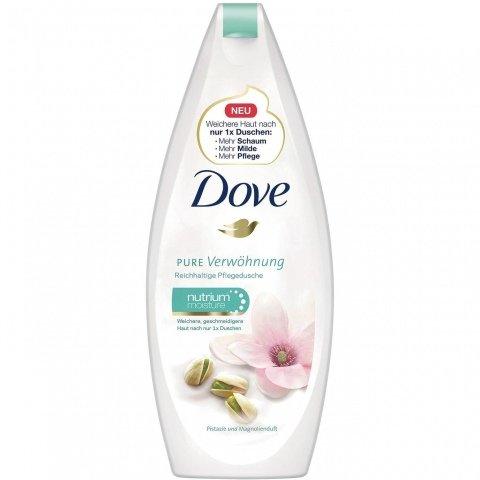 Pure Verwöhnung - Reichhaltige Pflegedusche Pistazie und Magnolienduft von Dove