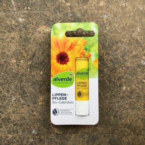 Lippenpflege Bio-Calendula / Lippenbalsam Calendula von alverde