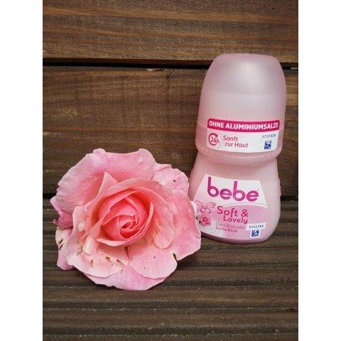 Soft & Lovely Deo Balsam Zarte Rose von Bebe
