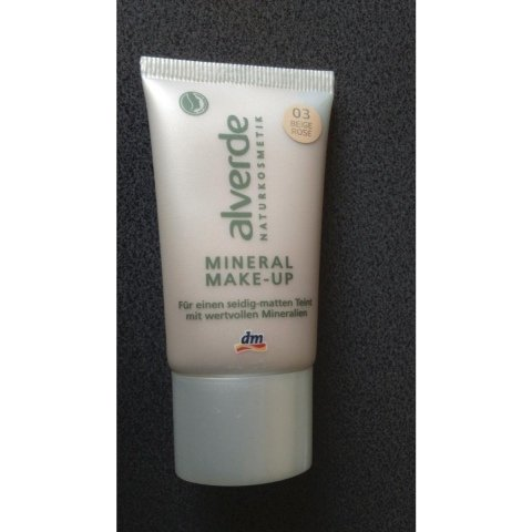 Mineral Make-up von alverde