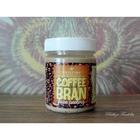 Coffee Bran Face Peeling von Hristina