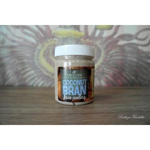 Coconut Bran Face Peeling von Hristina