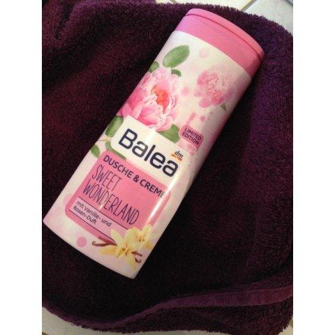 Dusche & Creme - Sweet Wonderland von Balea