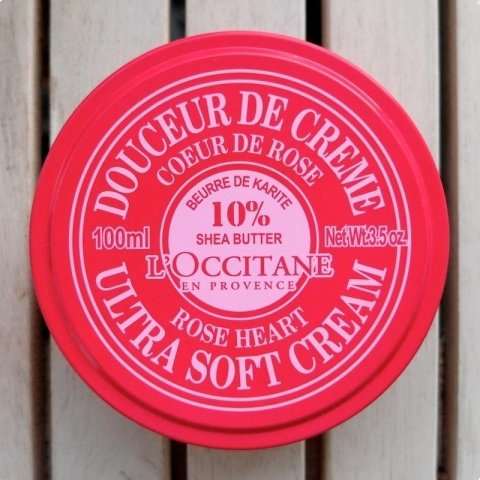 Ultra Soft Körpercreme Rosenherz von L'Occitane