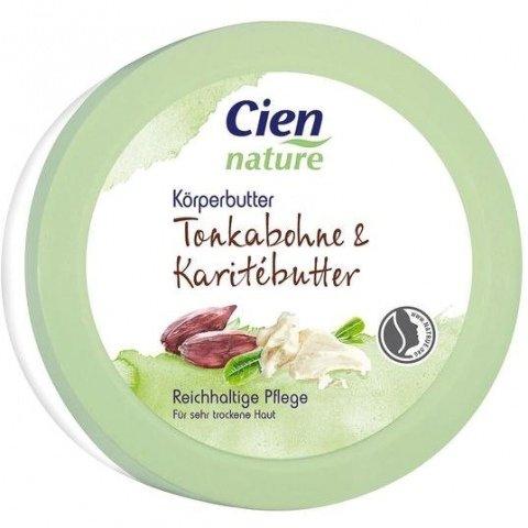 Cien nature - Körperbutter - Tonkabohne & Karitébutter von Cien