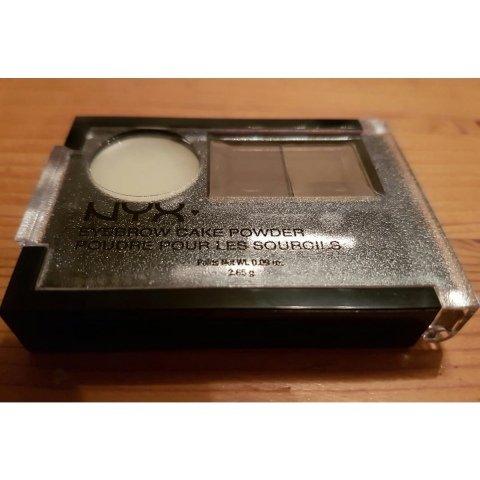 Eyebrow Cake Powder von NYX