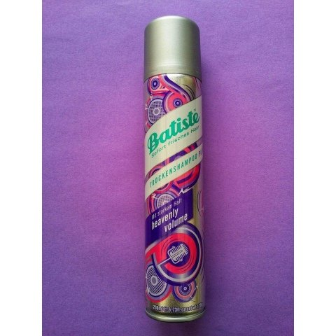 Trockenshampoo heavenly volume von Batiste