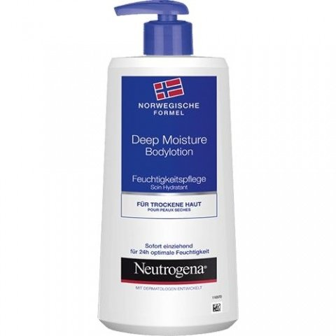 Deep Moisture - Bodylotion von Neutrogena