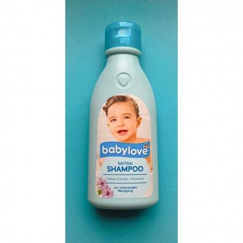 leichtes Shampoo von babylove