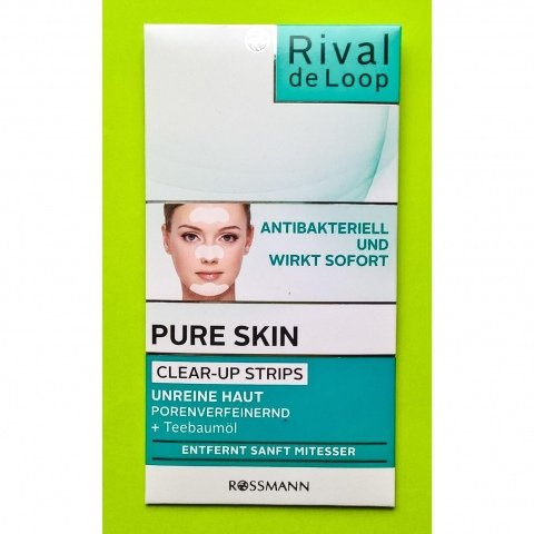 Pure Skin - Clear-up Strips von Rival de Loop