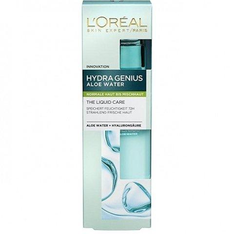 Hydra Genius Aloe Water - Normale Haut bis Mischhaut von L'Oréal
