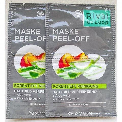 Maske Peel-Off von Rival de Loop