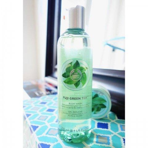 Fuji Green Tea - Shower Gel von The Body Shop