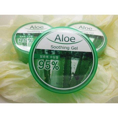 Aloe Soothing Gel 95% von Missha