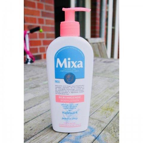 Beruhigende Bodylotion von Mixa
