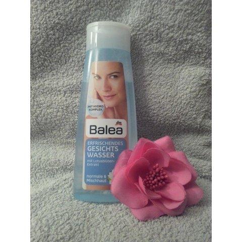 Erfrischendes Gesichtswasser mit Lotusblütenextrakt von Balea