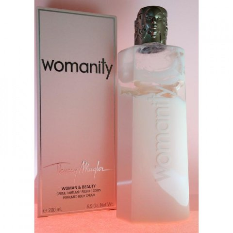 Womanity - Woman & Beauty Perfumed Body Cream von Thierry Mugler