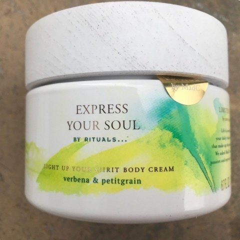 Express Your Soul - Shimmer Body Cream von Rituals