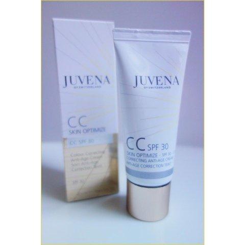CC Skin Optimize Colour Correcting Anti-Age Cream SPF 30 von Juvena