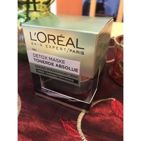 Detox Maske Tonerde Absolue von L'Oréal