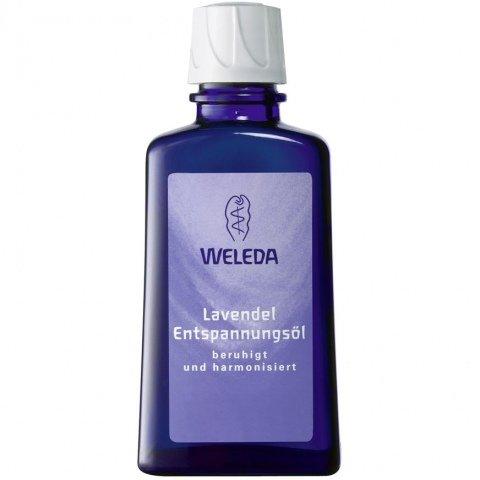 Lavendel - Entspannungsöl von Weleda