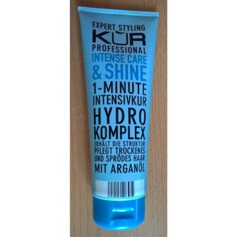 Intense Care & Shine 1-Minute Intensivkur Hydro Komplex von Kür