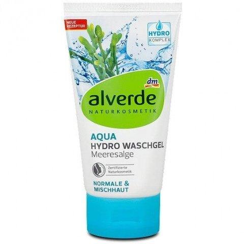 Aqua Hydro Waschgel Meeresalge von alverde